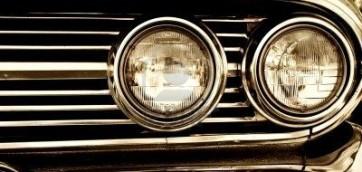 foto fanali auto opachi automobile
