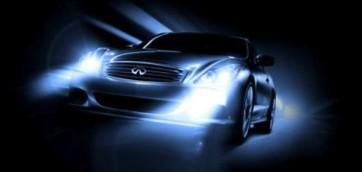 foto lampada allo xeno auto automobile