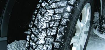 foto pneumatici e gomme invernali automobile