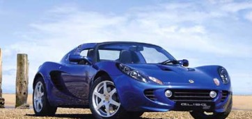immagine automobile lotus elise