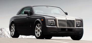 immagine automobile rolls-royce phantom-coupe