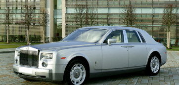 immagine automobile rolls-royce phantom-berlina