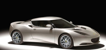 immagine automobile lotus evora
