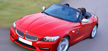 immagine automobile bmw z4
