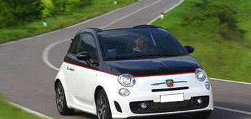 immagine automobile abarth 595-cabrio
