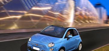 immagine automobile fiat 500-cabrio-2007