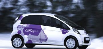 immagine automobile citroen c-zero