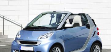 immagine automobile smart fortwo-cabrio