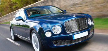 immagine automobile bentley mulsanne