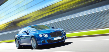 immagine automobile bentley continental-gt