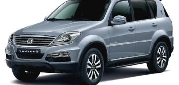 immagine automobile ssangyong rexton-w