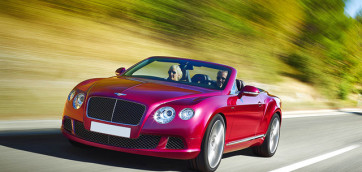 immagine automobile bentley continental-gtc