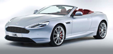 immagine automobile aston-martin db9-cabrio