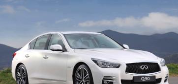 immagine automobile infiniti q50