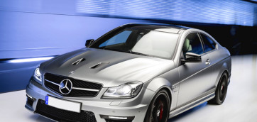 immagine automobile mercedes classe-c-coupe