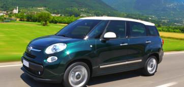 immagine automobile fiat 500l-living