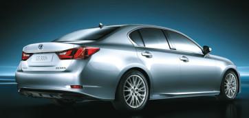 immagine automobile lexus gs