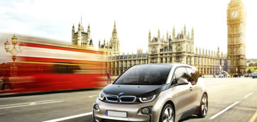 immagine automobile bmw i3