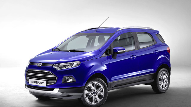 immagine automobile ford ecosport