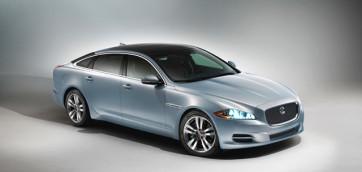 immagine automobile jaguar xj