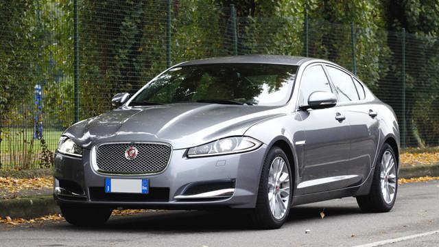jaguar xf-berlina-2007 2013 - 2014: scheda tecnica e ...