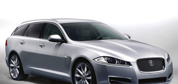 immagine automobile jaguar xf-station