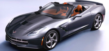 immagine automobile chevrolet corvette-stingray-cabrio