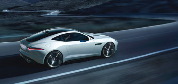 immagine automobile jaguar f-type-coupe