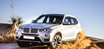immagine automobile bmw x3