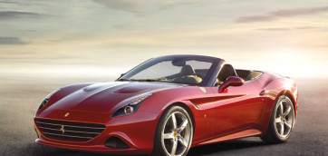 immagine automobile ferrari california