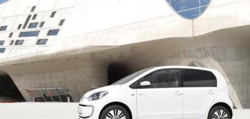 immagine automobile volkswagen e-up