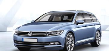 immagine automobile volkswagen passat-station