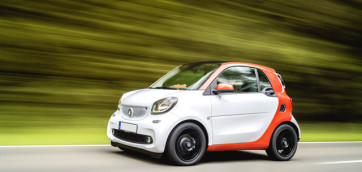 immagine automobile smart fortwo-coupe