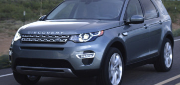 immagine automobile land-rover discovery-sport