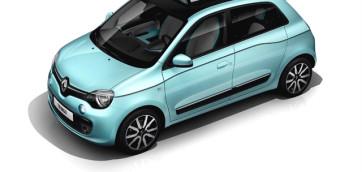 immagine automobile renault twingo