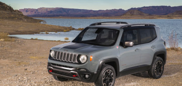 immagine automobile jeep renegade