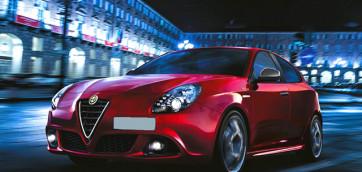 immagine automobile alfa-romeo giulietta