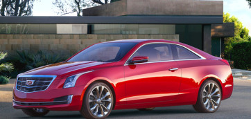immagine automobile cadillac ats-coupe