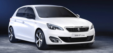 immagine automobile peugeot 308-berlina