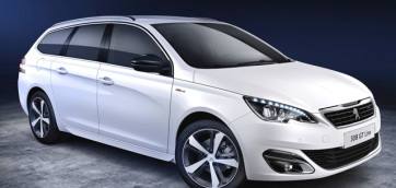 immagine automobile peugeot 308-station