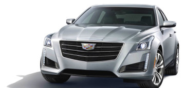 immagine automobile cadillac cts