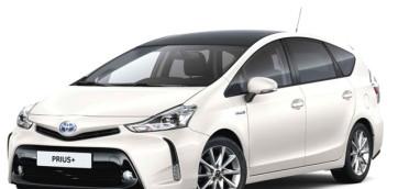 immagine automobile toyota prius-7-posti
