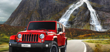 immagine automobile jeep wrangler-5p