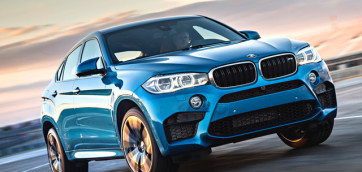 immagine automobile bmw x6
