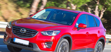 immagine automobile mazda cx-5