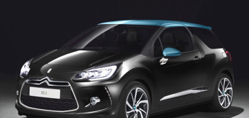immagine automobile ds ds3-3p