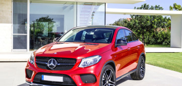 immagine automobile mercedes gle-coupe