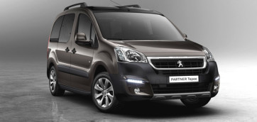immagine automobile peugeot partner-tepee