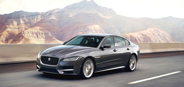immagine automobile jaguar xf-berlina
