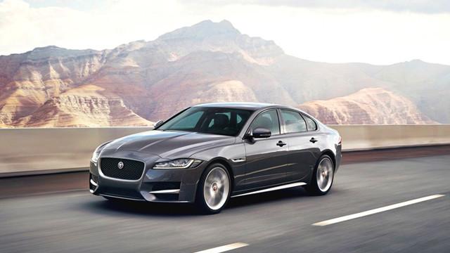 jaguar xf-berlina 2015: scheda tecnica e recensioni